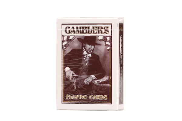 Gamblers Deck By Richard Turner Front