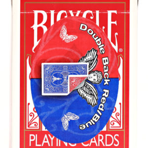 809 Bicycle Mandolin Double Back Red:blue